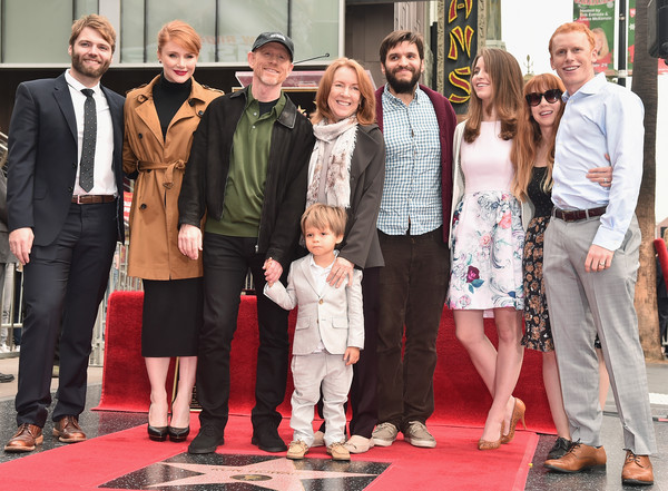 Ron Howard Is Honored with a Star on the Hollywood Walk of Fame