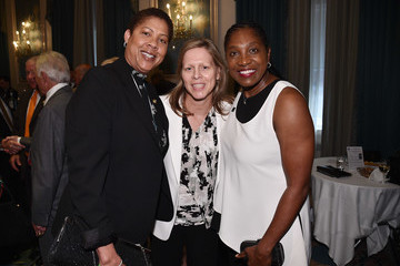 Cheryl Miller 31th Annual Great Sports Legends Dinner to Benefit the Buoniconti Fund to Cure Paralysis - Legends Reception