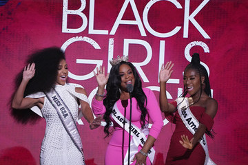 Cheslie Kryst Black Girls Rock 2019 Hosted By Niecy Nash - Show