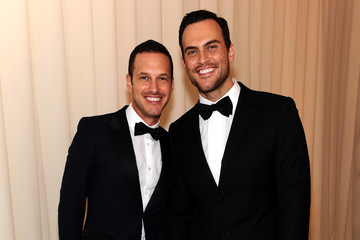 Cheyenne Jackson Elton John AIDS Foundation Oscar Viewing Party — Part 7