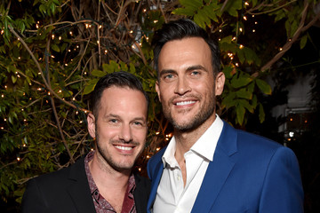 Cheyenne Jackson 2017 Gersh Emmy Party Presented By Tequila Don Julio 1942