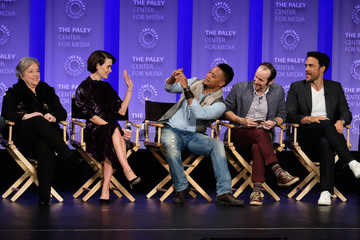 Cheyenne Jackson The Paley Center for Media's 34th Annual PaleyFest Los Angeles - 'American Horror Story: Roanoke' - Inside