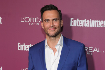 Cheyenne Jackson 2017 Entertainment Weekly Pre-Emmy Party - Red Carpet