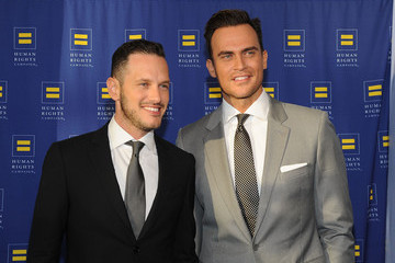 Cheyenne Jackson 2015 Human Rights Campaign Los Angeles Gala Dinner - Red Carpet