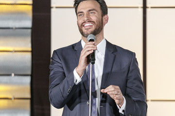 Cheyenne Jackson Family Equality Council's Impact Awards at the Beverly Wilshire Hotel - Inside