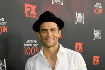 "Cheyenne Jackson FX's ""American Horror Story"" 100th Episode Celebration - Red Carpet"