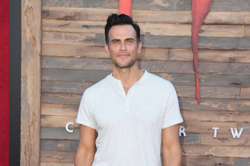 Cheyenne Jackson Premiere Of Warner Bros. Pictures' 'It Chapter Two' - Arrivals