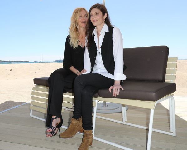 Photocall for 'Bonne Figure' at the 69th Cannes Film Festival