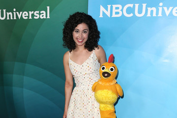 Chica Arrivals at NBCUniversal's Summer Press Day