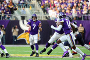 Case Keenum and Stefon Diggs Photos Photo