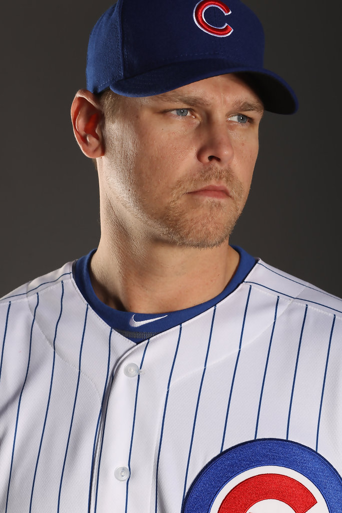Kerry Wood In Chicago Cubs Photo Day Zimbio