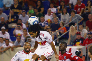 Yamith Cuesta Chicago Fire v New York Red Bulls