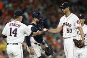 A. J. Hinch and Charlie Morton Photos Photo