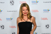 """Producer Heidi Jo Markel arrives at the special Children's Hospital Los Angeles' Benefit screening of """"Playing For Keeps"""" at ArcLight Hollywood on November 28, 2012 in Hollywood, California."""