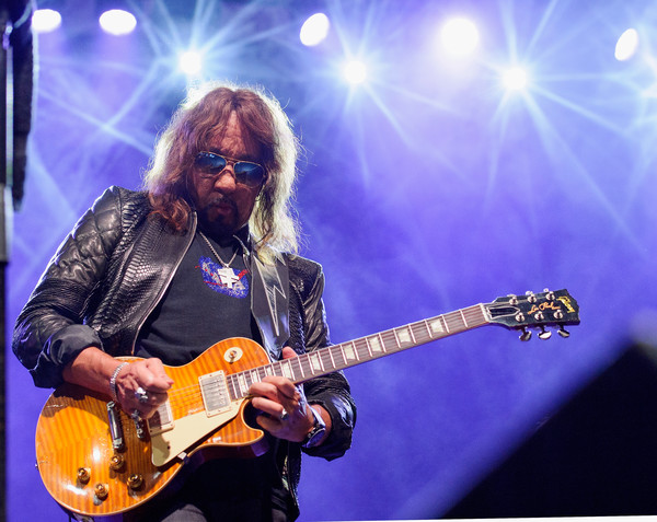 Ace Frehley Thinks A Ghost Pushed His Wife And Daughter Down The