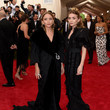 Mary-Kate and Ashley Olsen in Vintage John Galliano for Dior