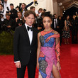 Christopher Kane and FKA Twigs Photos