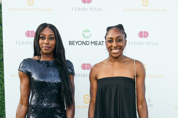 Chiney Ogwumike Cedars-Sinai And Sports Spectacular's 34th Annual Gala Celebration - Arrivals