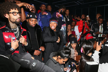 Chino Braxton Meek Mill And PUMA Celebrate CHAMPIONSHIPS Album Release Party