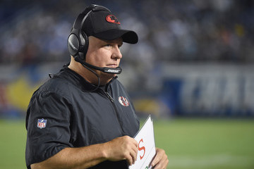 Chip Kelly San Francisco 49ers v San Diego Chargers