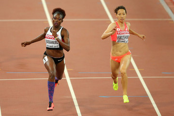 Chisato Fukushima 15th IAAF World Athletics Championships Beijing 2015 - Day Five