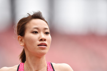 Chisato Fukushima 99th Japan Athletics National Championships - Day 1