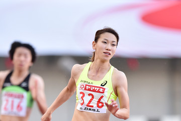 Chisato Fukushima 99th Japan  Athletics National Championships - Day 2