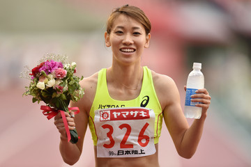 Chisato Fukushima 99th Japan Athletics National Championships - Day 3