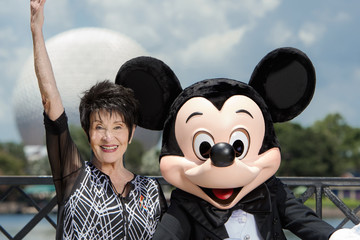 Chita Rivera Chita Rivera Visits Walt Disney World Resort
