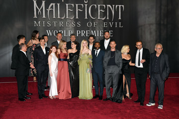 Chiwetel Ejiofor World Premiere Of Disney's 'Maleficent: Mistress Of Evil' - Red Carpet