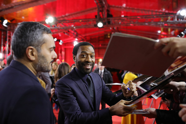 'The Boy Who Harnessed The Wind' Premiere - 69th Berlinale International Film Festival []