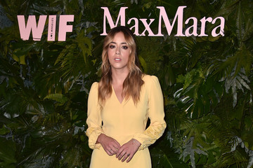 Chloe Bennet Max Mara WIF Face Of The Future - Arrivals