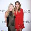 Chloe Bennet The Creative Coalition's Annual Spotlight Initiative Awards Dinner Gala At Nordstrom Supper Suite