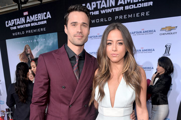 Chloe Bennet 'Captain America: The Winter Soldier' Premiere — Part 2