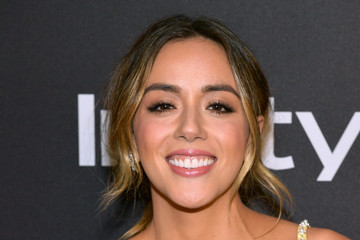 Chloe Bennet The 2019 InStyle And Warner Bros. 76th Annual Golden Globe Awards Post-Party - Red Carpet