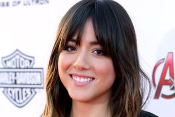 Chloe Bennet World Premiere of Marvel's 'Avengers: Age Of Ultron' - Red Carpet