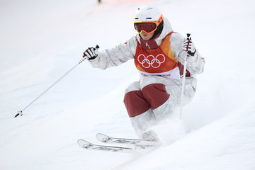 Chloe Dufour-Lapointe Freestyle Skiing - Winter Olympics Day 0