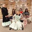 Chloe Fineman Tory Burch Spring/Summer 2022 Collection & Mercer Street Block Party - Backstage