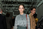 Sofia Sanchez Barrenechea attends the Chloe show as part of the Paris Fashion Week Womenswear Fall/Winter 2015/2016 on March 8, 2015 in Paris, France.