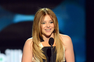 Chloe Grace Moretz The Billboard Music Awards at the MGM Grand Garden Arena