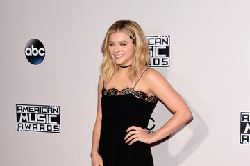 Chloe Grace Moretz 2015 American Music Awards - Arrivals