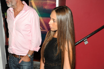Chloe Green Marc Anthony Greets His Fans in NYC