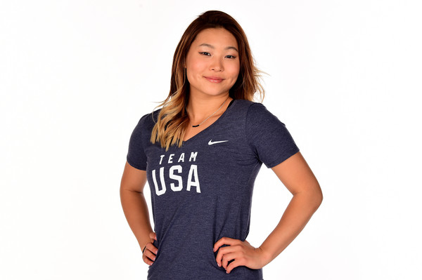 chloe kim - photo #41