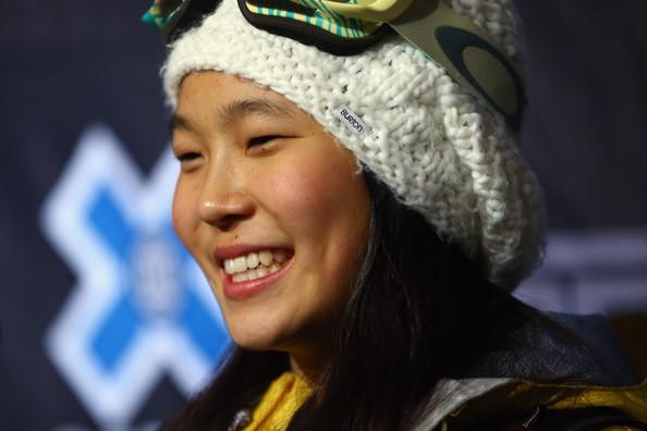 chloe kim - photo #37