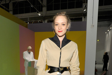 Chloe Sevigny MOCA's 35th Anniversary Gala Presented By Louis Vuitton At The Geffen Contemporary At MOCA - Cocktails/Exhibition