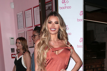 Chloe Sims Gemma Collins Cocktail Party Arrivals