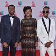 ChocQuibTown 16th Latin GRAMMY Awards - Arrivals