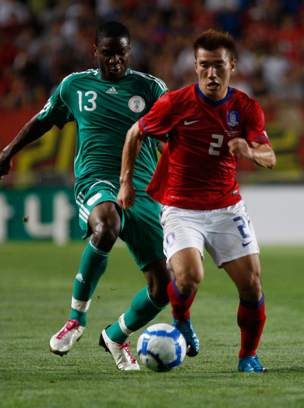 South Korea v Nigeria