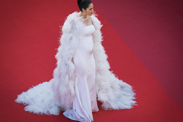 Chompoo Araya 'Ismael's Ghosts (Les Fantomes d'Ismael)' and Opening Gala Red Carpet Arrivals - The 70th Annual Cannes Film Festival