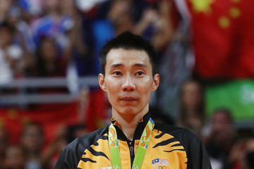 Chong Wei Lee Badminton - Olympics: Day 15
